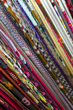 Fabrics Royalty Free Stock Photo