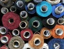 Fabrics Bolt Stock Images