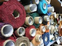 Fabrics Bolt Royalty Free Stock Photography