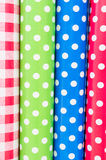 Fabrics Royalty Free Stock Image