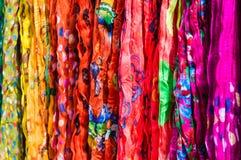 Fabrics Royalty Free Stock Image