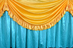 Fabrics decoration Royalty Free Stock Photo