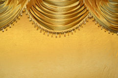 Fabrics decoration Royalty Free Stock Images