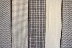 Fabrics Stock Image
