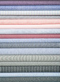 Fabrics textile. Cotton Fabric Sample Royalty Free Stock Photos