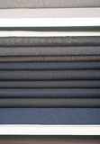 Fabrics textile. Cotton Fabric Sample Stock Photography