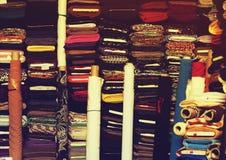 Fabrics Royalty Free Stock Images