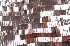FabricTailoring het stikken concept Stock Foto