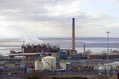 Fabriek 10 stock foto
