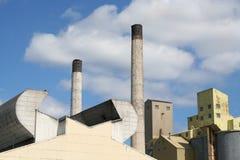 Fabriek Royalty-vrije Stock Afbeelding
