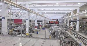 Fabriek royalty-vrije stock fotografie