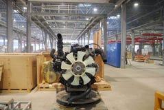 Fabriek 19 Stock Foto