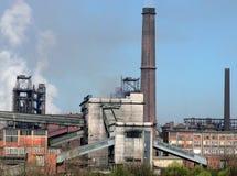 Fabriek Royalty-vrije Stock Foto's