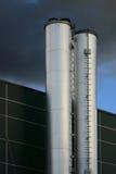 Fabriek #3 Stock Afbeeldingen