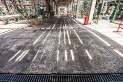 Fabriek Stock Afbeelding