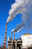 Fabriek stock fotografie