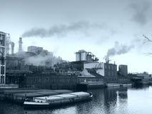 Fabriek Royalty-vrije Stock Foto