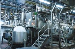 Fabriek Royalty-vrije Stock Afbeeldingen