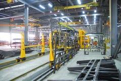 Fabriek 9 Stock Foto