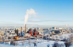 Fabriek-museum van de geschiedenis van mijnbouwtechnologie Stock Foto