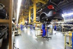 Fabriek productie stock foto