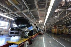Fabriek productie stock fotografie