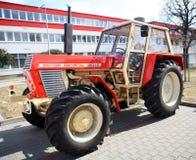 Fabriek van Tractoren Zetor Royalty-vrije Stock Afbeeldingen