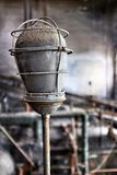 Fabriekslamp Royalty-vrije Stock Foto
