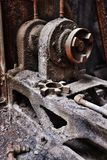 Fabrieksmachine Stock Foto's