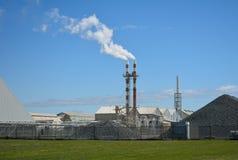 Fabrieksverontreiniging Stock Afbeeldingen