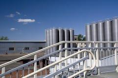fabrik Arkivfoto