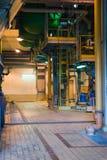 fabrik arkivbild