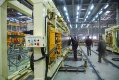Fabrik 14 Stockbild