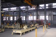 Fabrik 16 Stockfoto