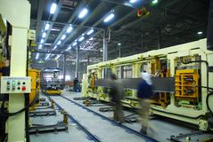 fabrik 8 Royaltyfri Fotografi