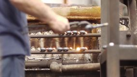 fabrik stock video