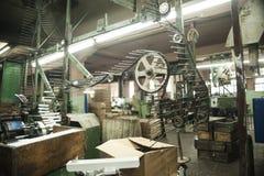 fabrik Royaltyfri Fotografi