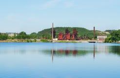 Fabrik - ett museum Royaltyfri Fotografi