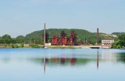 Fabrik - ett museum Royaltyfri Bild