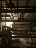 Fabrik-Speicher Stockfotos