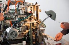Fabrikausrüstung Stockbilder