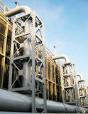 Fabrikausrüstung Lizenzfreie Stockfotos