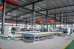 Fabrikfußboden Stockfotos