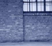 Fabrikgebäude Stockbild