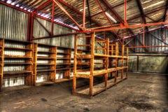 Fabrikgestell Lizenzfreie Stockfotos