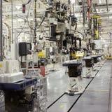 fabriksöverföringar Royaltyfri Fotografi