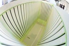 Fabriks- transformator Royaltyfri Foto