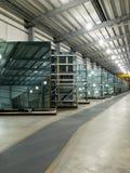 fabriksexponeringsglas Royaltyfri Bild