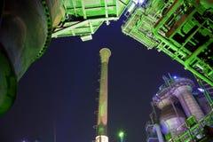 fabriksmetall Royaltyfri Fotografi