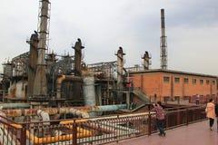 FabriksPeking Kina för 798 Art Zone Royaltyfri Foto
